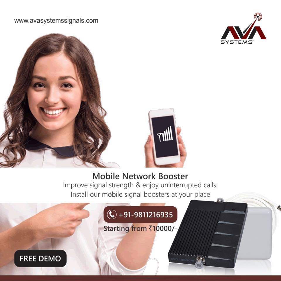 Mobile Network Booster Device